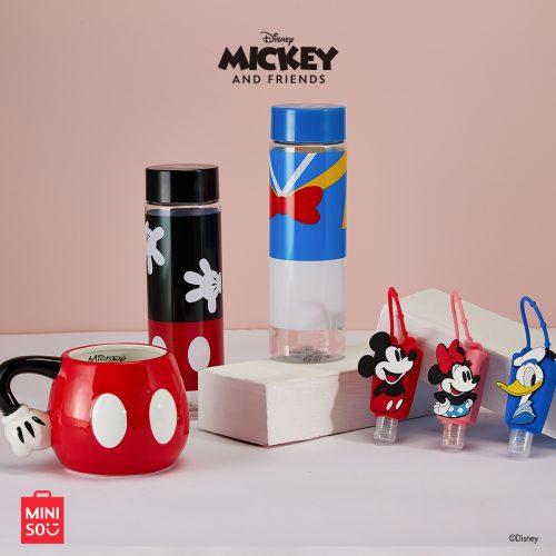 Mickey y Amigos - Miniso
