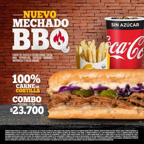 POST MECHADO BBQ